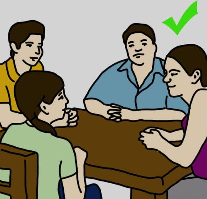 Parlate con amici