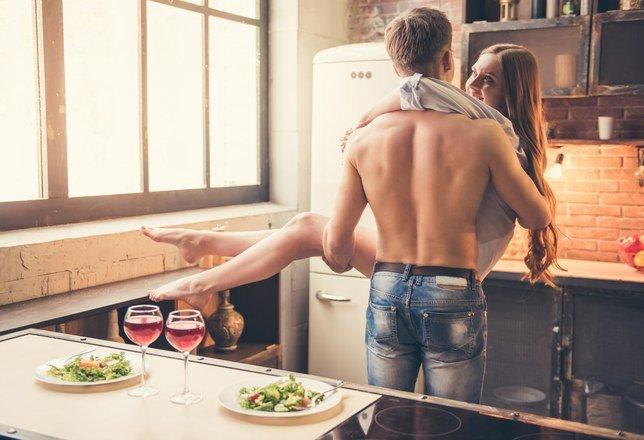I migliori 7 posti dove fare l'amore