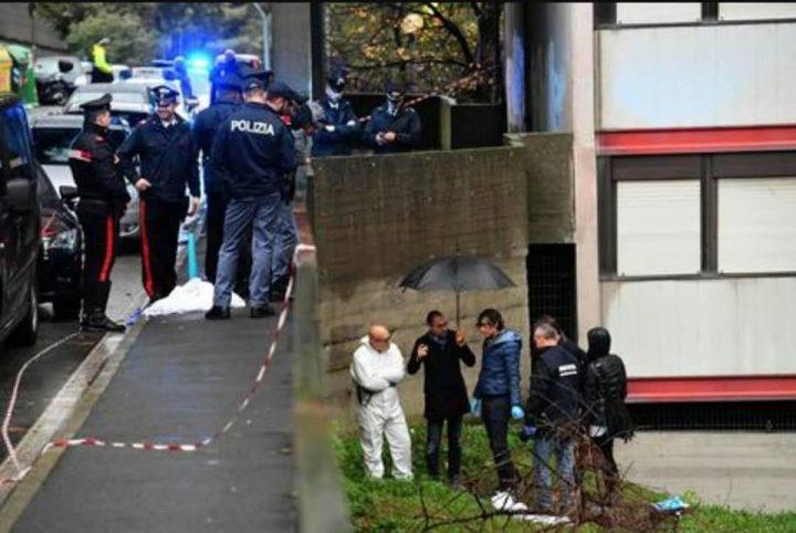 Donna giù dal terrazzo, trovata decapitata in strada