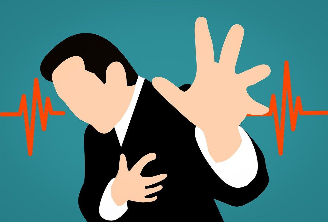 6 situazioni che possono portare a un attacco di cuore