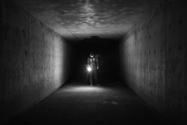 lato oscuro di ogni uomo