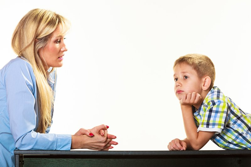 7 frasi che dovresti dire a tuo figlio ogni giorno