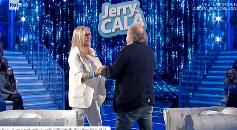 Jerry Calà ha tradito Mara Venier? Arriva la confessione a Domenica In