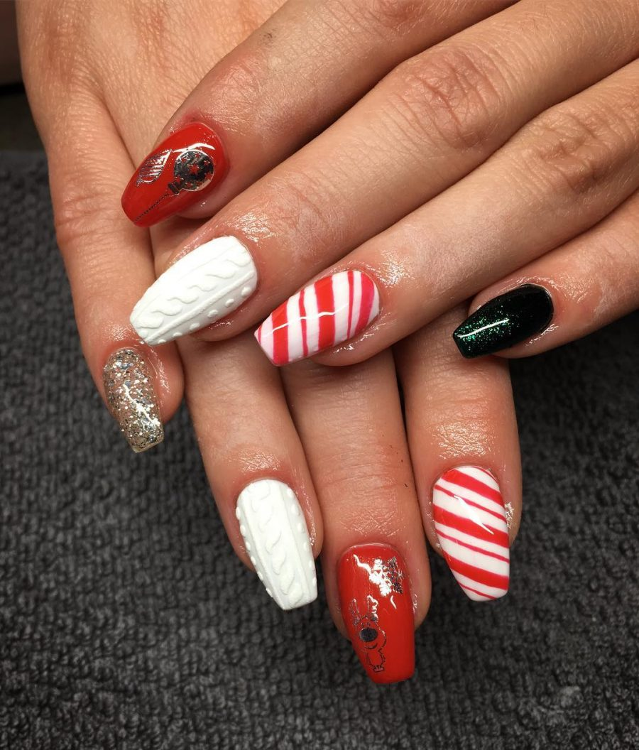 nail-rosso