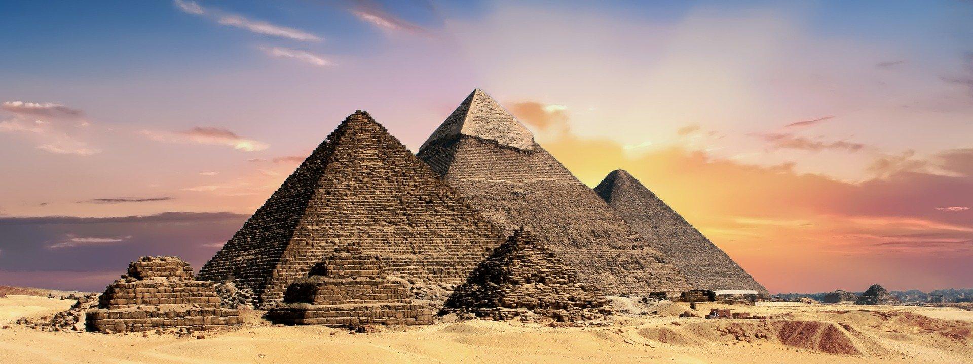 Come venivano costruite le piramidi egiziane