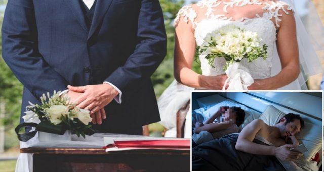 scopre-il-tradimento-del-suo-futuro-sposo-e-decide-di-dargli-una-bella-ricompensa-durante-i-voti3