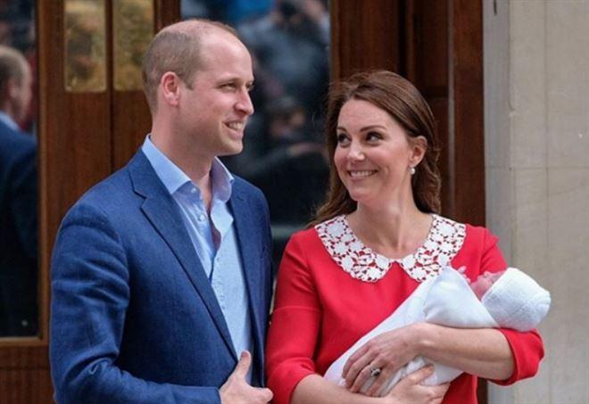 Kate- William- figlio