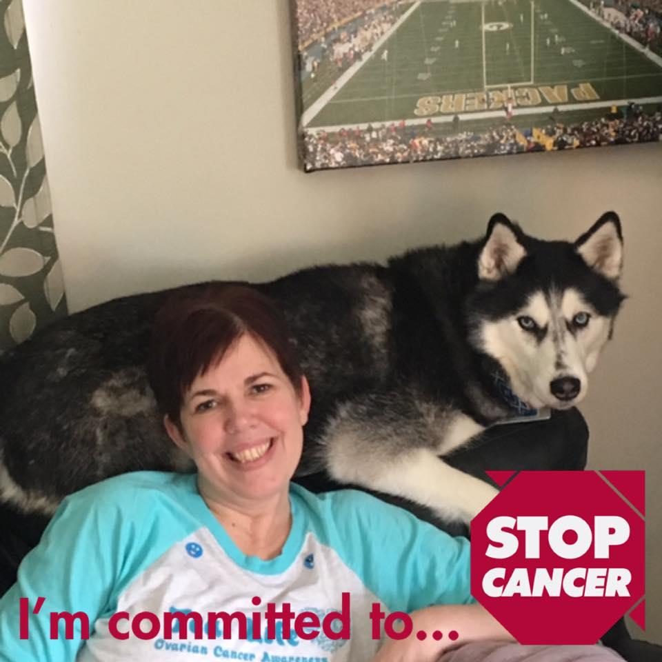 Cane fiuta il cancro della sua padrona e le salva la vita