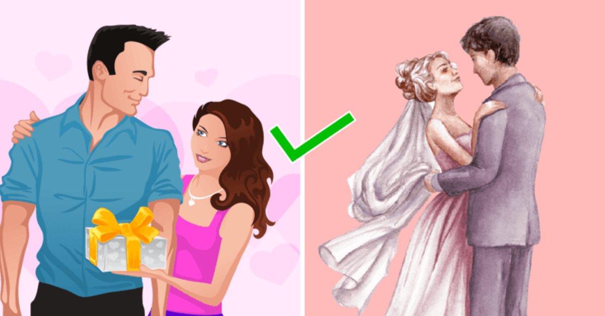9 cose che una donna fa quando ama un uomo