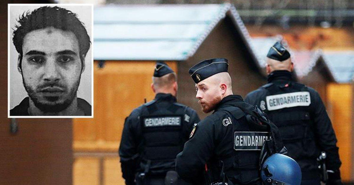 L'attentatore di Strasburgo potrebbe essere in Italia. Diffusa la sua foto