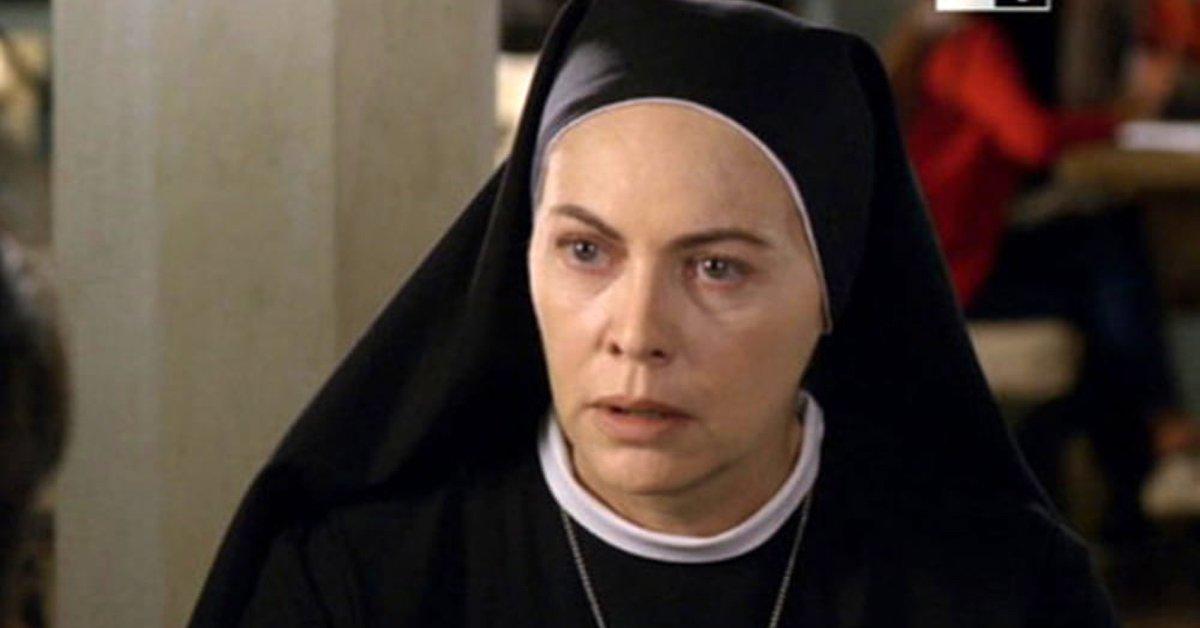 """Il dramma di Elena Sofia Ricci durante le riprese di """"Che Dio ci aiuti"""""""