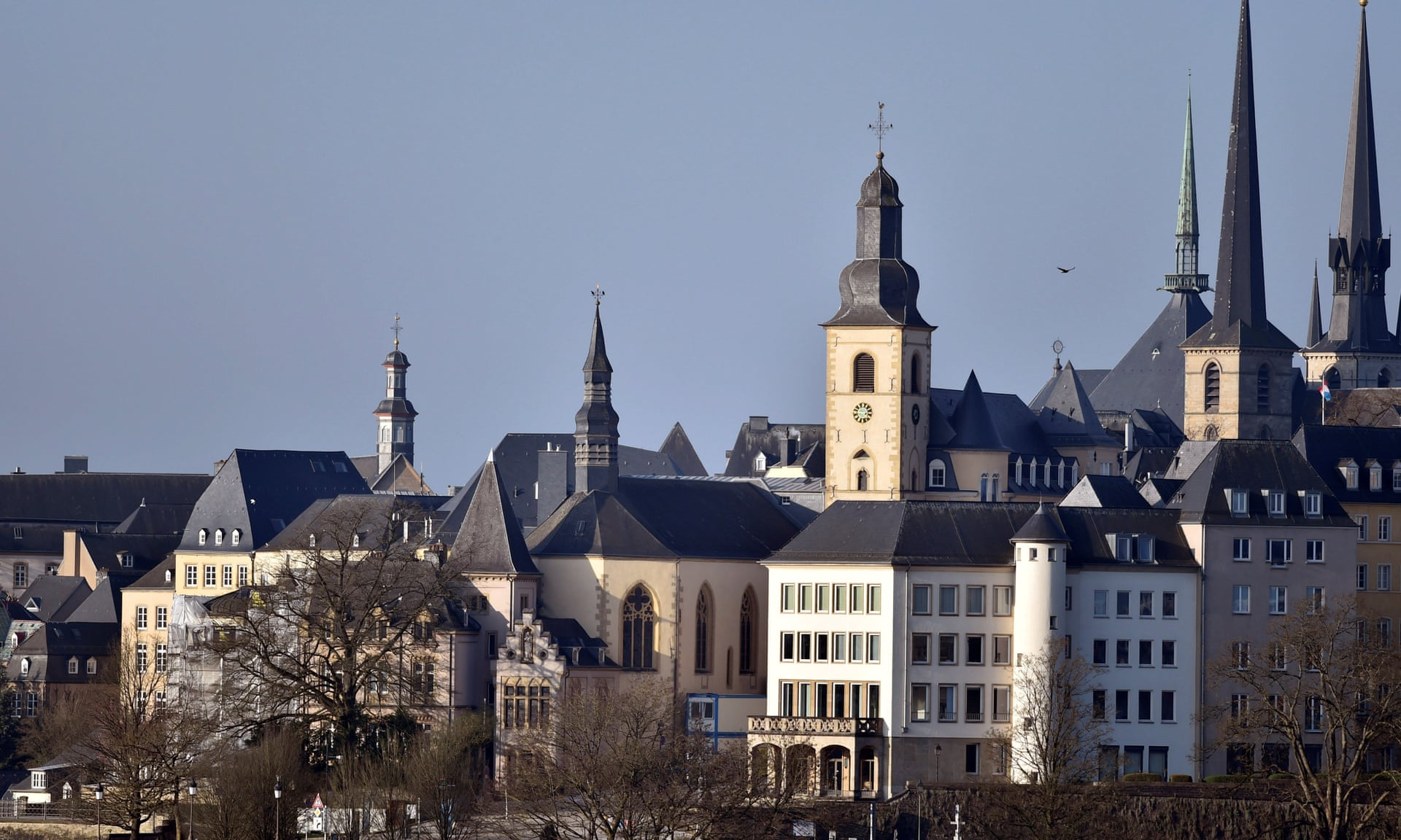 Dal 2020 in Lussemburgo tutti i trasporti pubblici saranno gratis