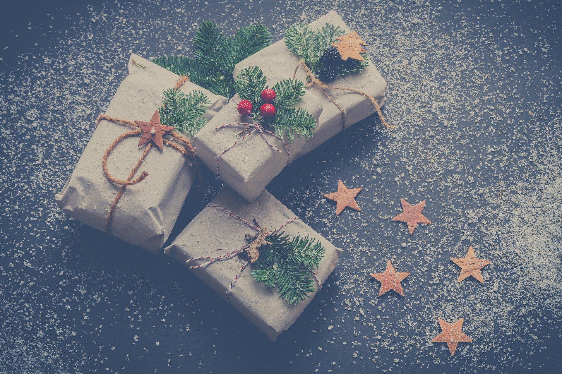 Idee regalo di Natale 2019 a impatto zero
