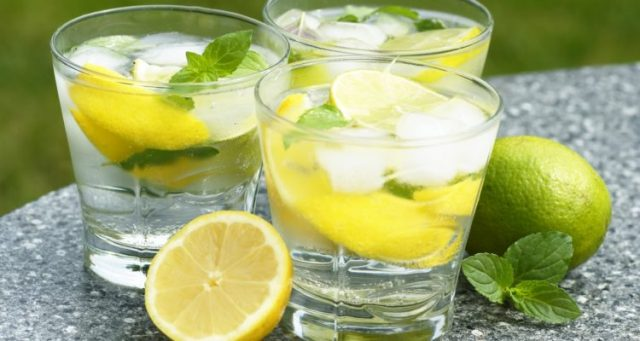 acqua-limone