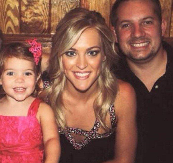 Sutton con mamma e papà