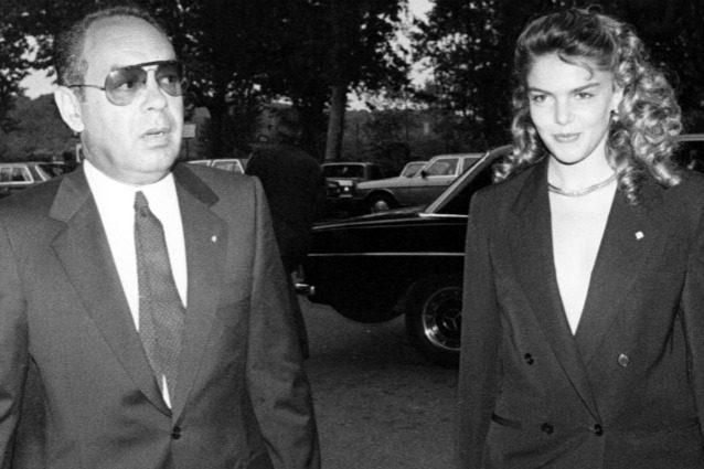 """Claudia Gerini: """"Vi racconto la mia relazione con Gianni Boncompagni"""""""