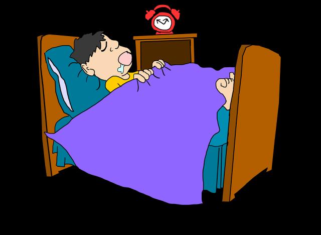 dormire-male