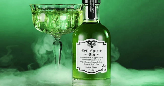 Gin maledetto da una vera strega: la storia fa il giro del mondo
