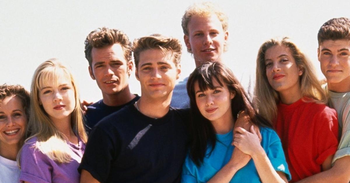 Beverly Hills 90210, la serie cult tornerà presto in televisione?