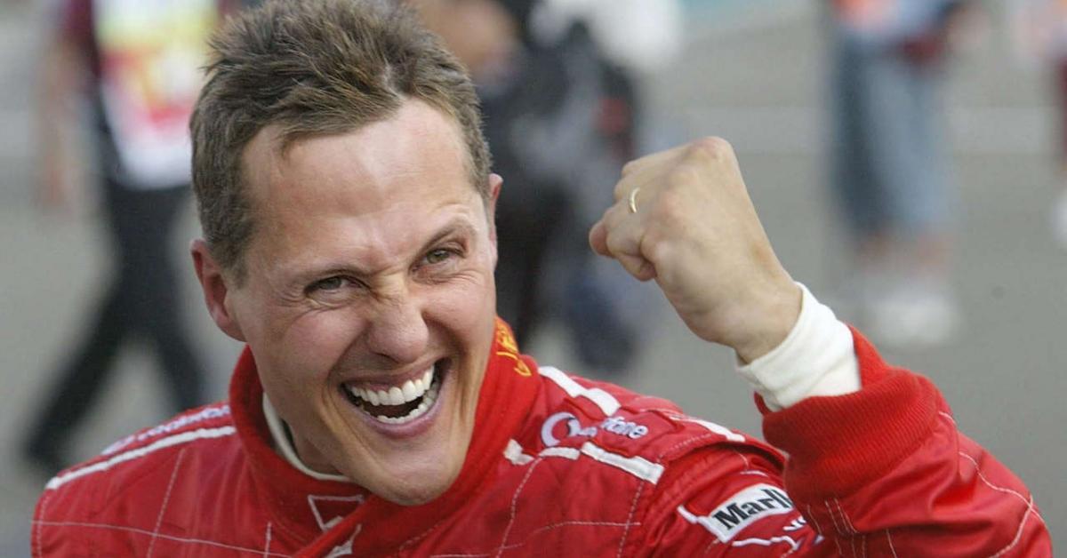 Michael Schumacher cosciente e non più costretto a letto