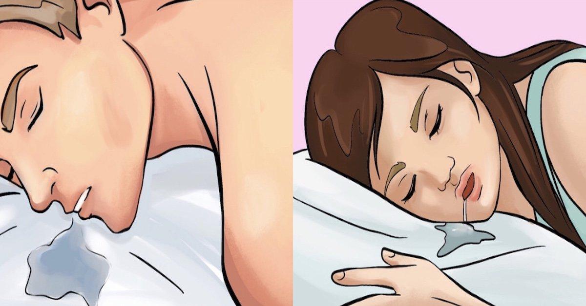 sbavare-mentre-si-dorme