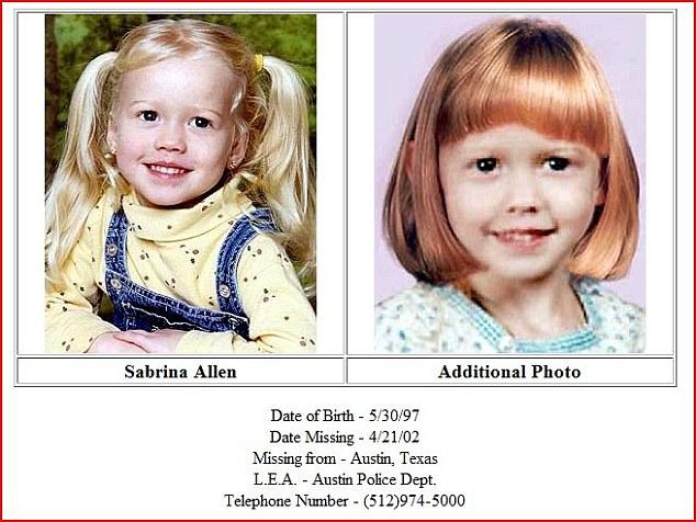 la-terribile-scomparsa-della-piccola-Sabrina 1