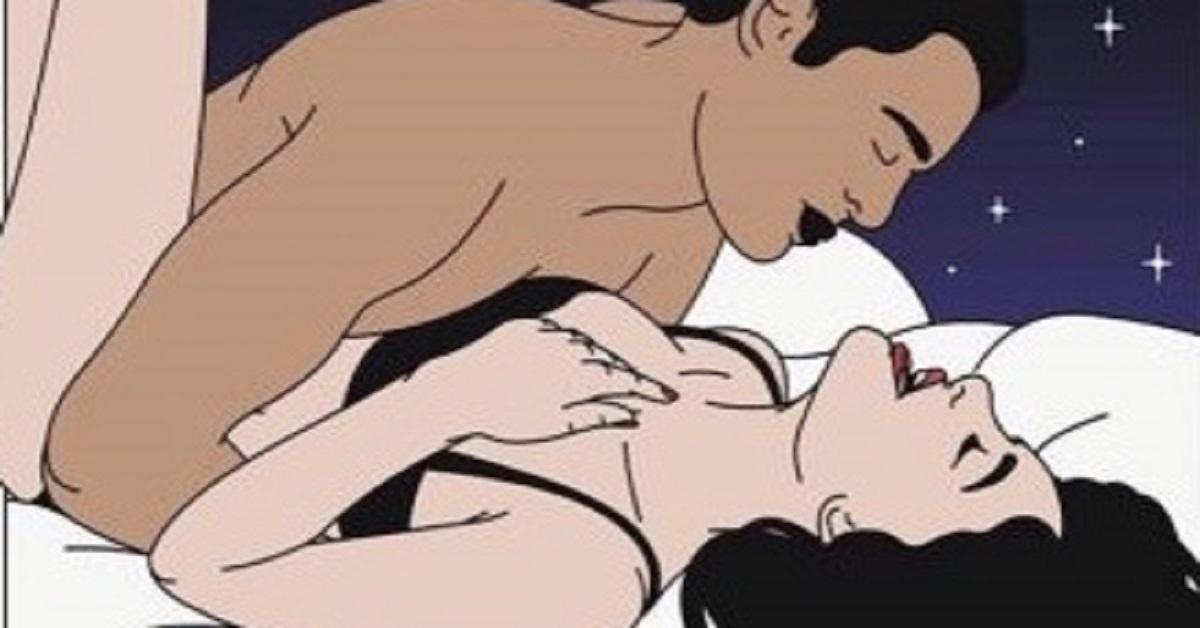 Cosa significa se il tuo partner chiude gli occhi quando fate l'amore?