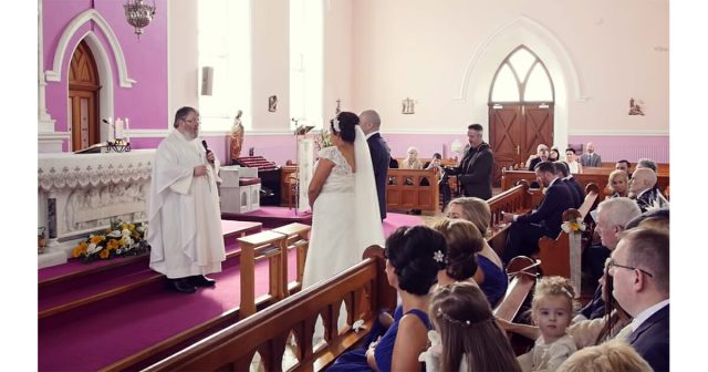 il-matrimonio-di-Neil-e-Tricia 1