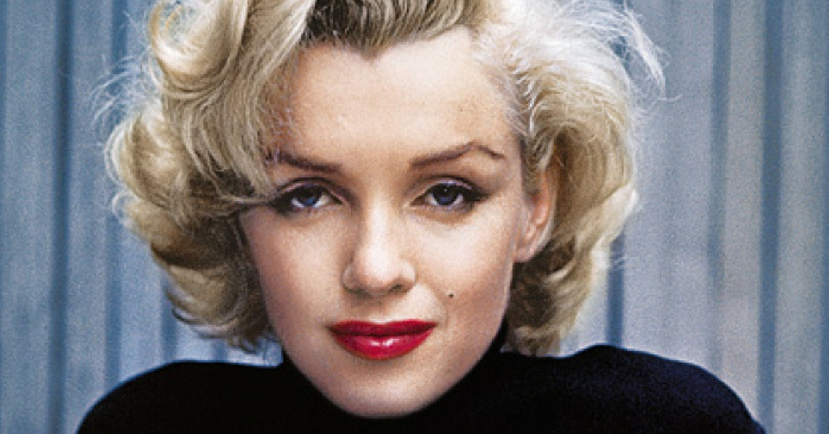 Marilyn Monroe ebbe un figlio da un famoso attore (ma finì malissimo)