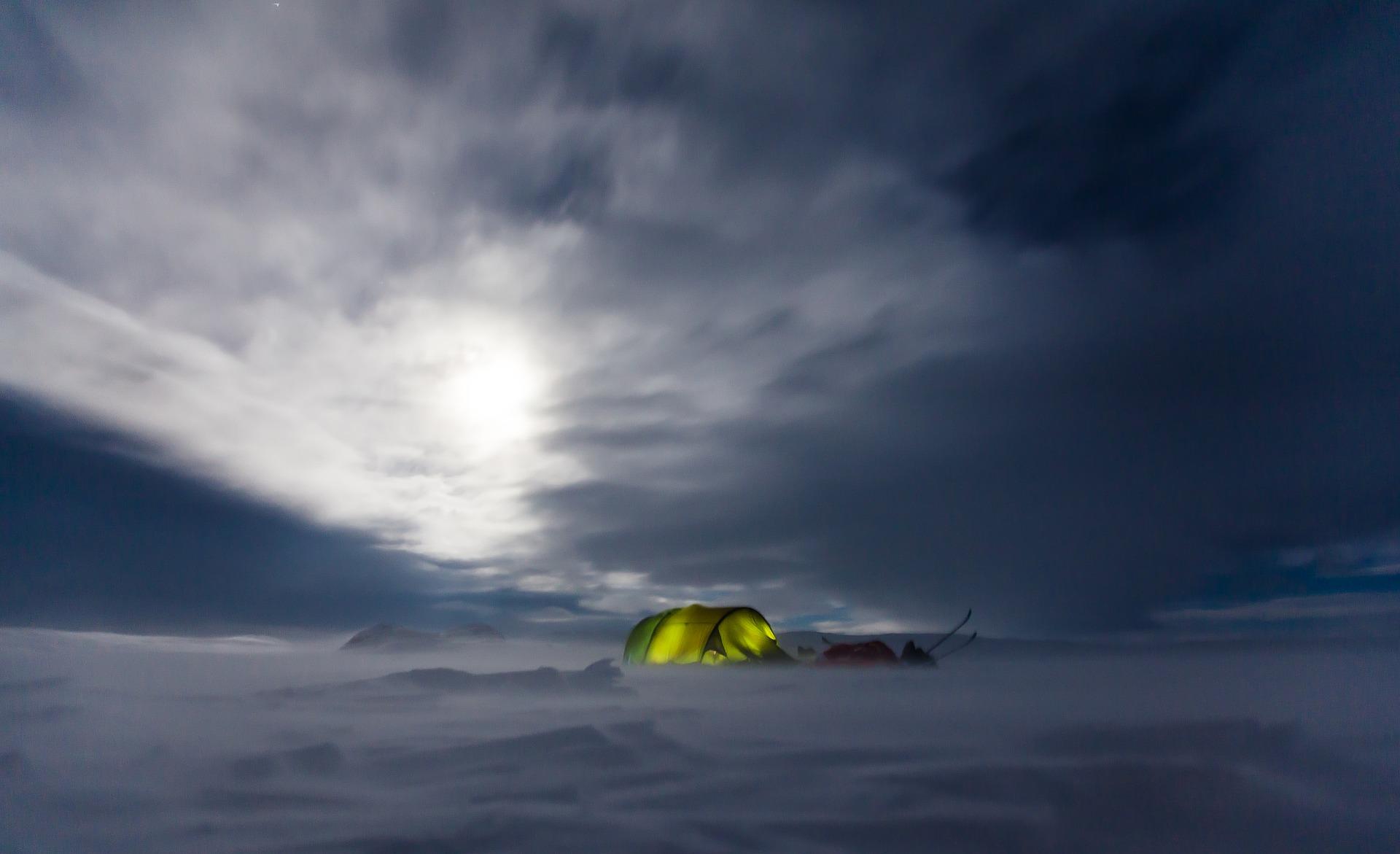 Vacanze inverno 2019 in campeggio