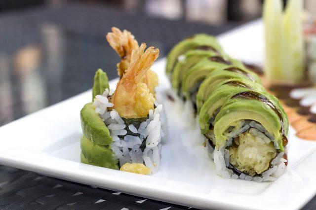 calorie-sushi
