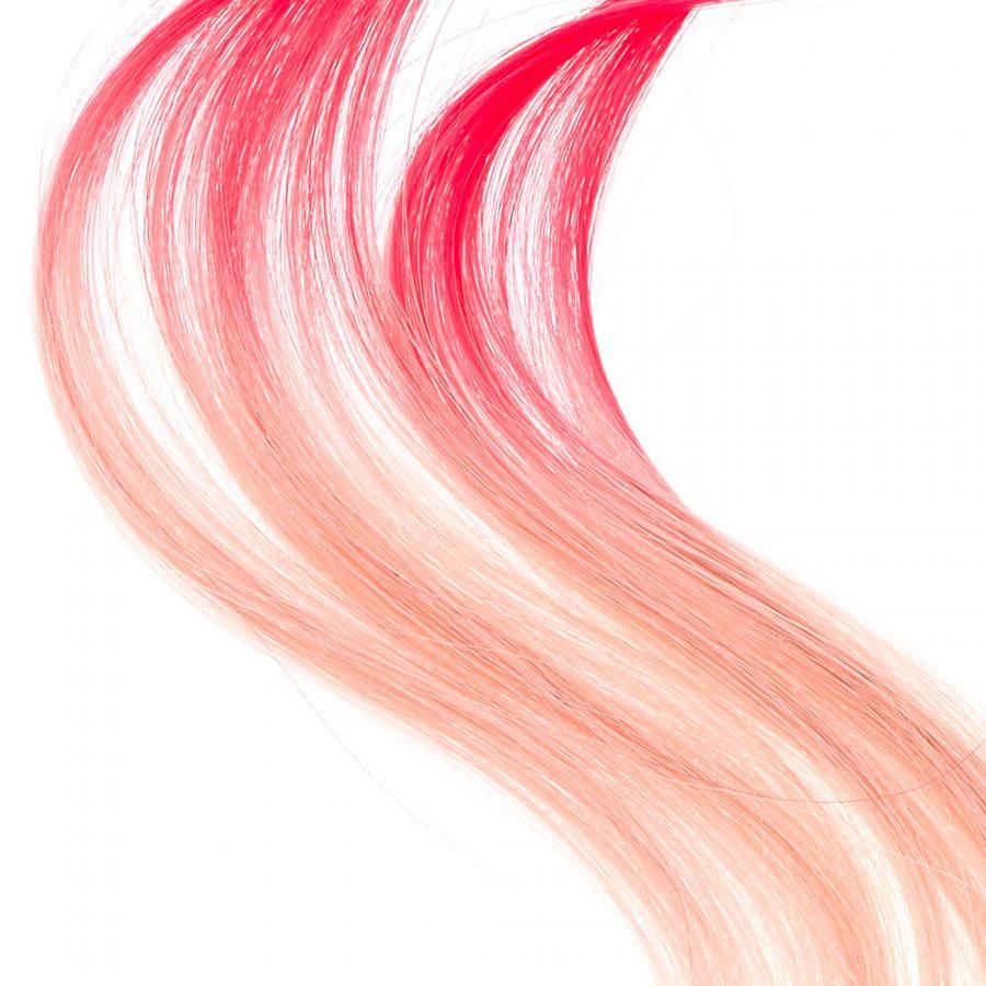 capelli rosa chewing gum