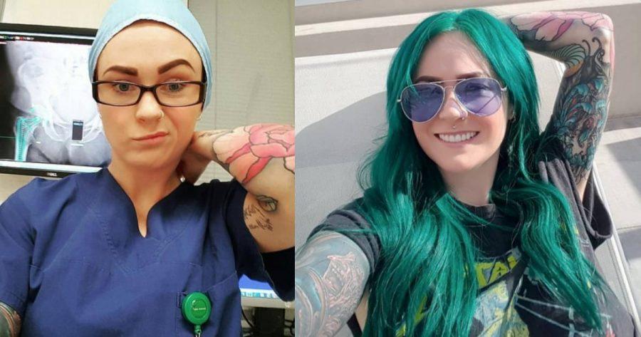 dottoressa con più tatuaggi al mondo