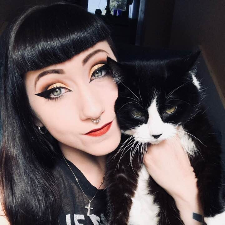 gatto di 19 anni
