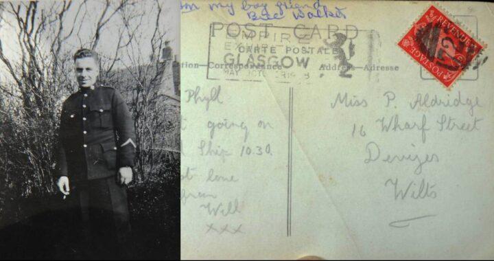 99enne riceve una lettera dal vecchio fidanzato 77 anni dopo avergli scritto