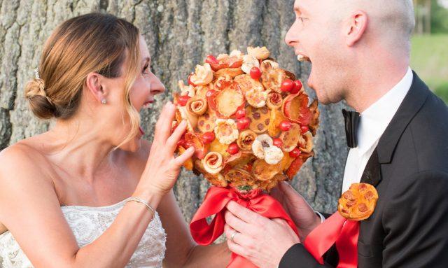 pizza-bouquet