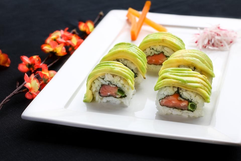 Tipologie di sushi da provare