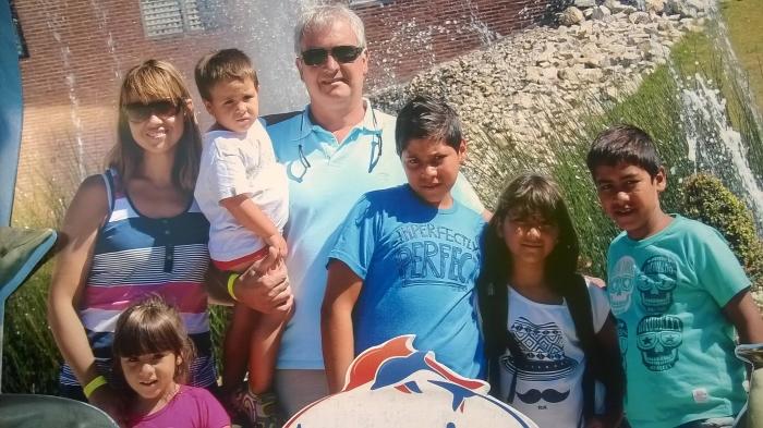 famiglia di Julio
