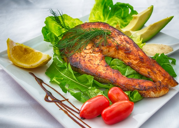 salmone-grigliato