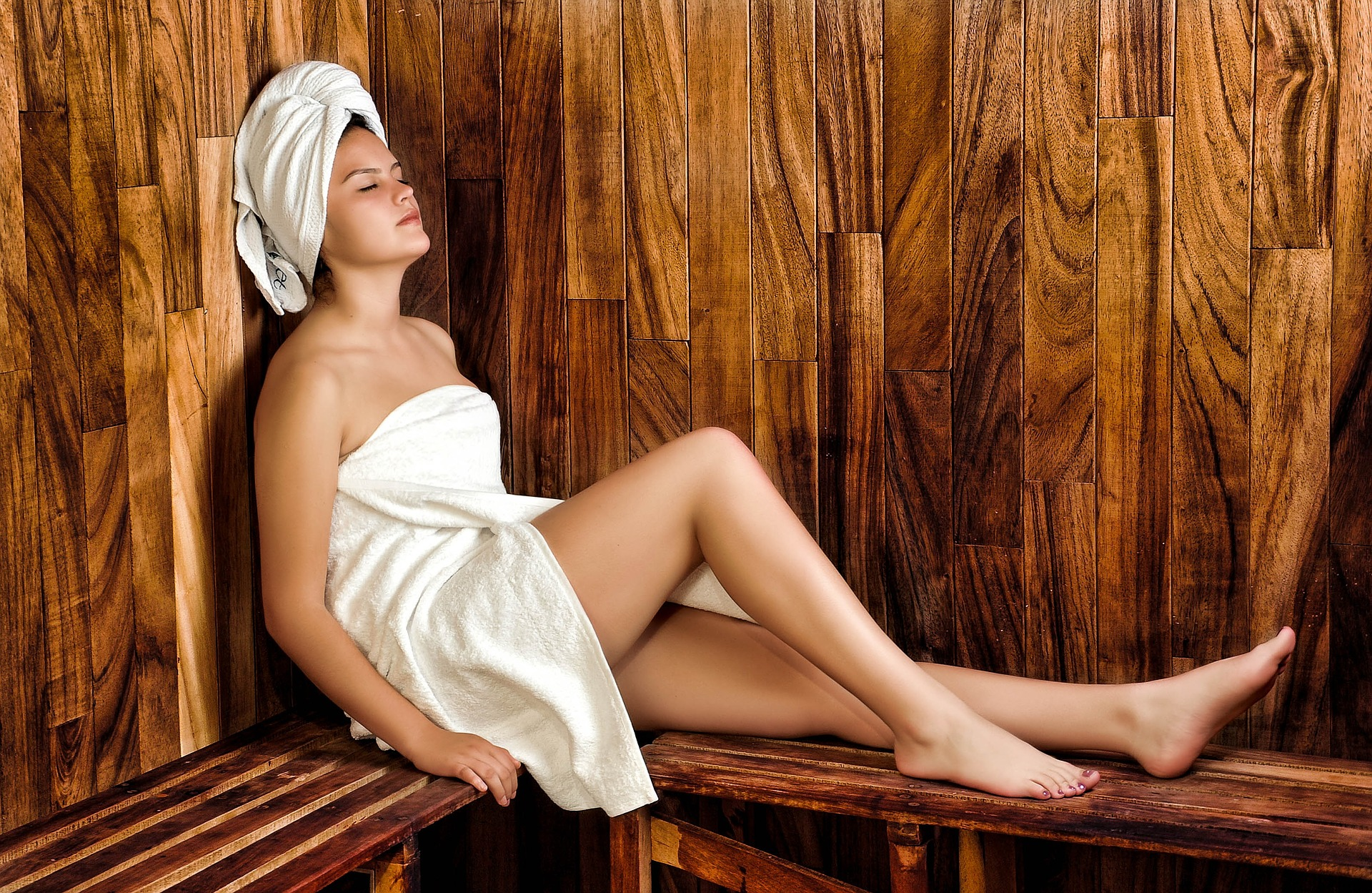 Sauna, benefici e come farla