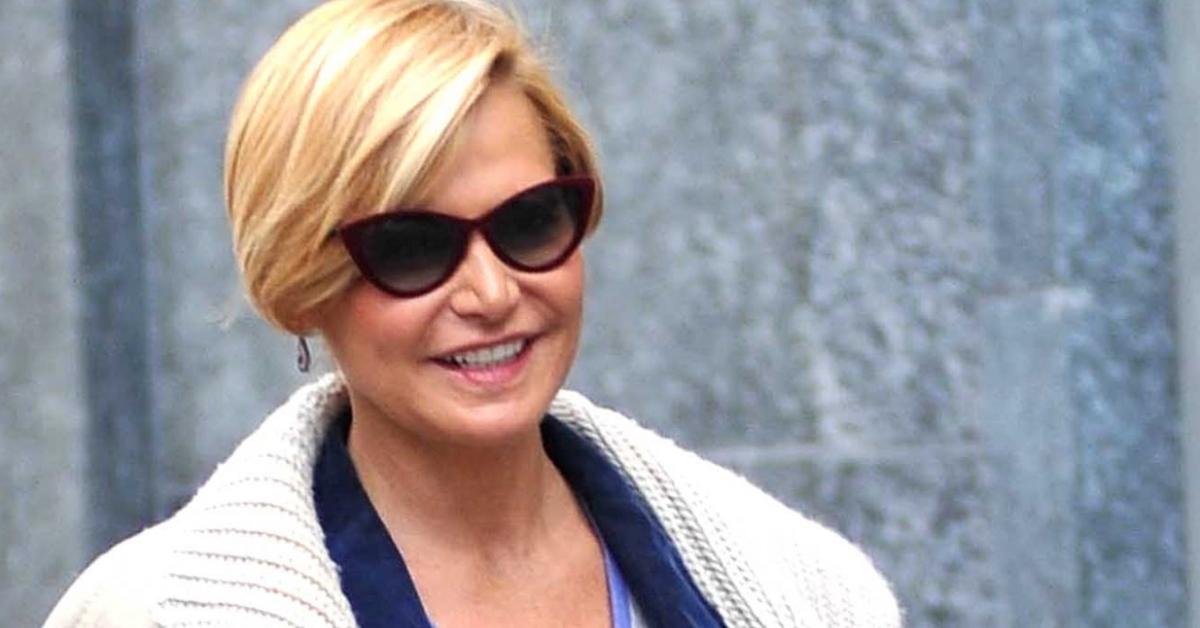 Simona Ventura lascia Mediaset e riapproda in Rai