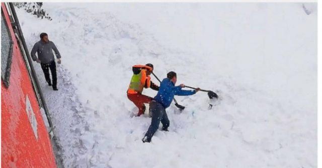 due-uomini-fermano-il-treno-per-salvare-una-capra-sotto-la-neve