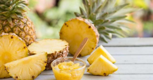 ananas con perdita di peso