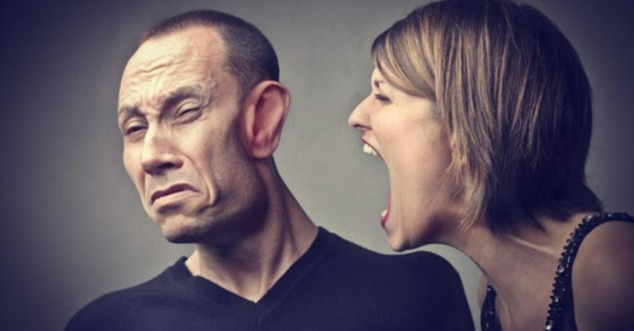 La voce delle donne causa stanchezza al cervello degli uomini