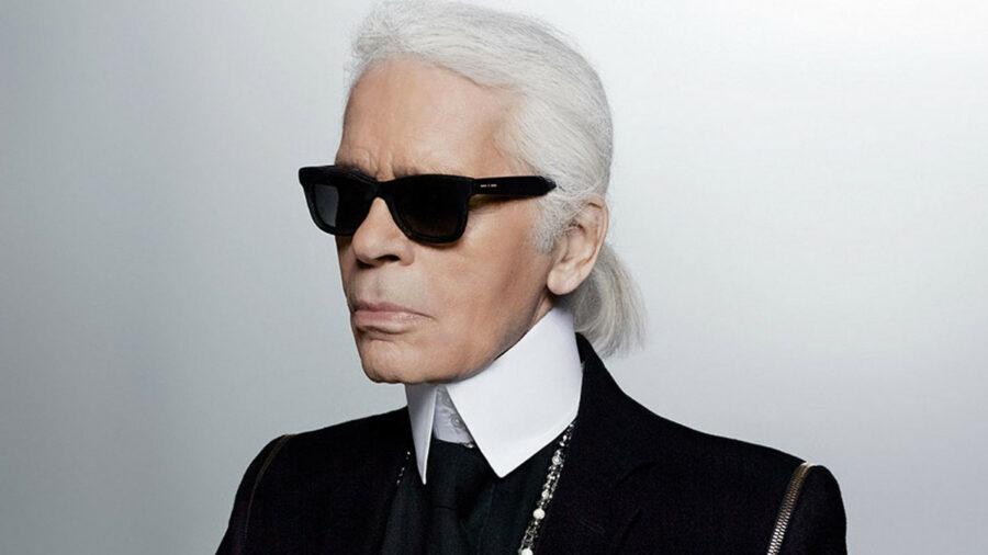 dieta di Karl Lagerfeld