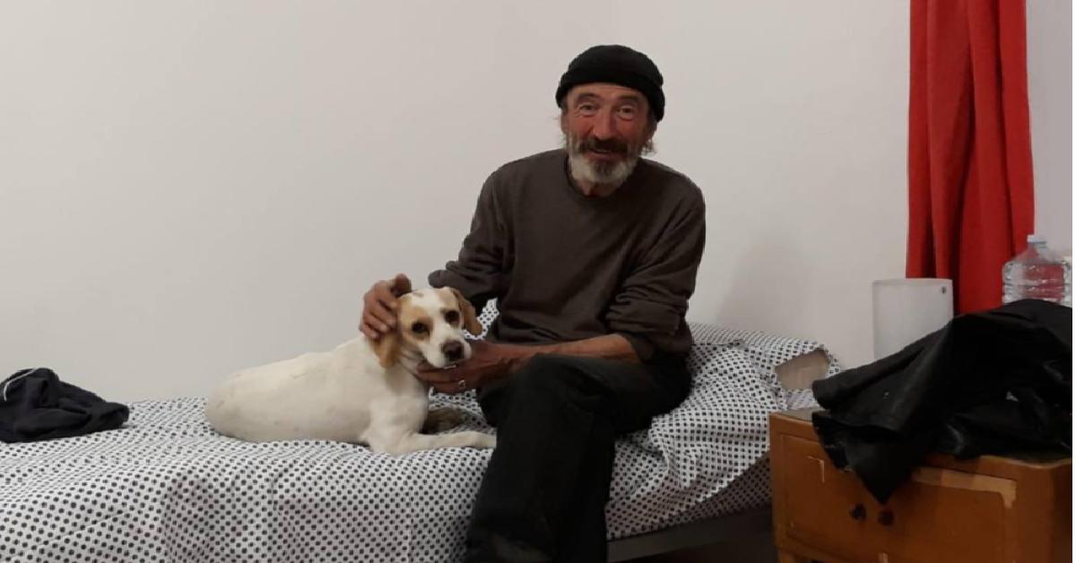 Francesco e Tommaso a casa