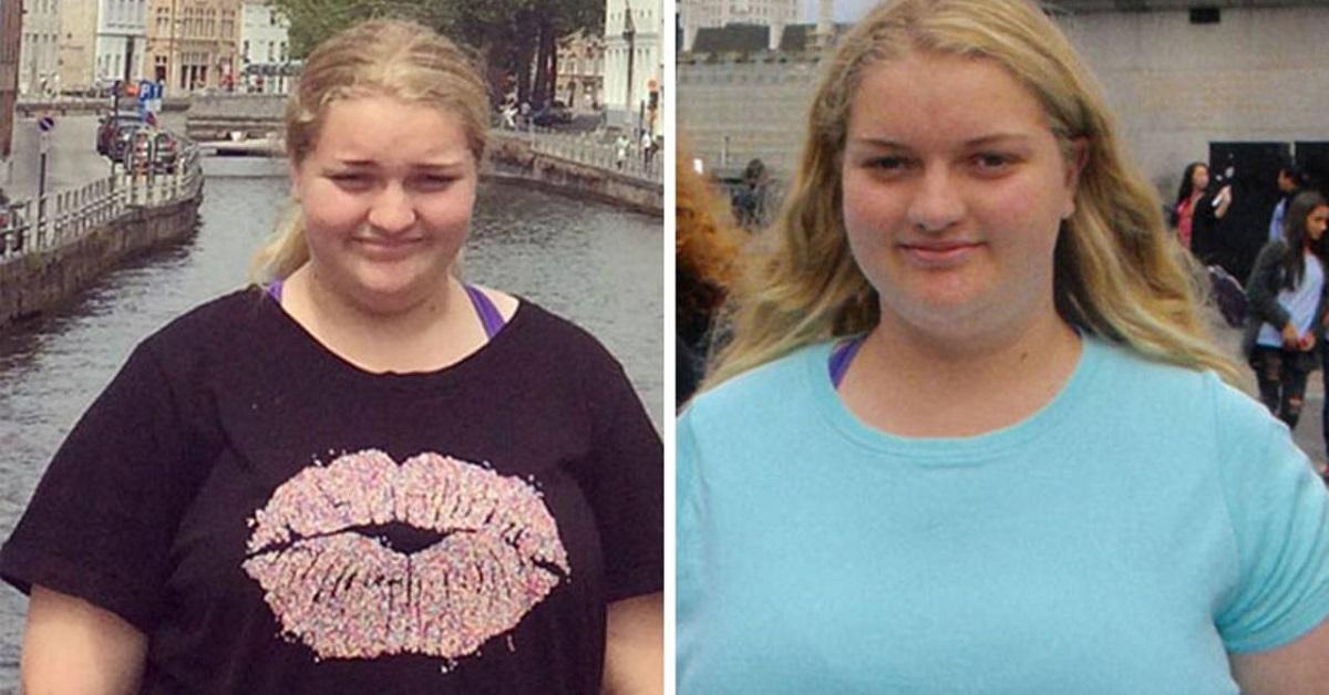 Adolescente vittima di bullismo perde 60 chili prima del ballo