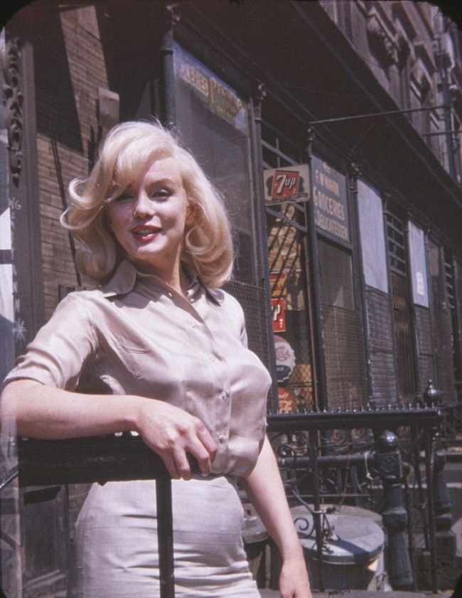 Marilyn Monroe incinta