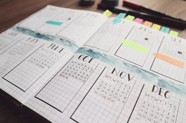 realizzare-bullet-journal