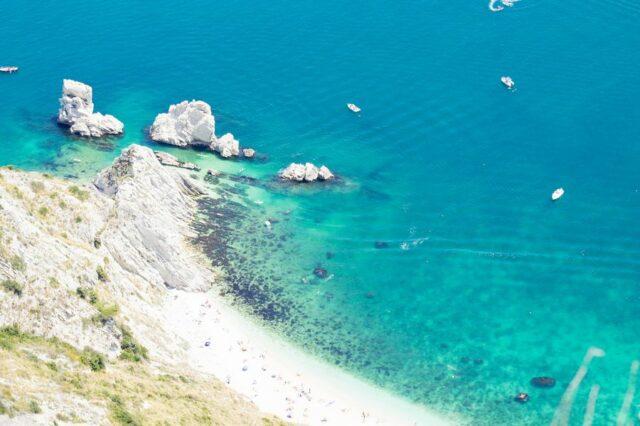 Spiaggia delle Due Sorelle, Sirolo (AN) / Marche